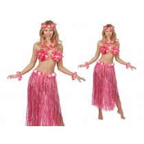 Hawaiian Honey 5pc Set Hot Pink