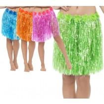 Short Hula Skirts