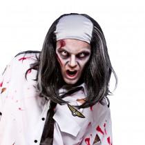 Freaky Zombie Wig (Bald Top)