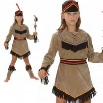 American Indian Girl Deluxe