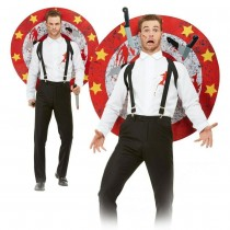 Deluxe Knife Thrower Costume