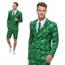 Tropical Palm Tree Suit