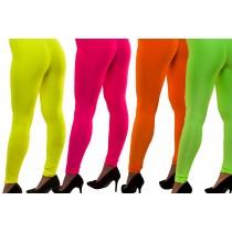 80s Neon Leggings