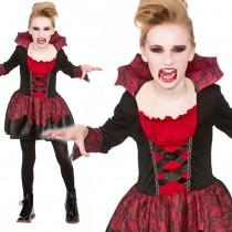 Child Little Vampiress Costume