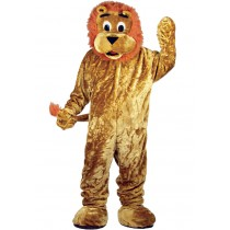 Deluxe Lion Mascot