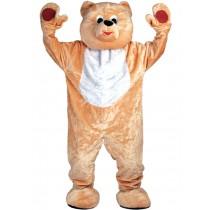Deluxe Teddy Bear Mascot