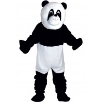 Deluxe Panda Mascot