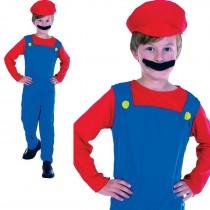 Plumber Boy Costume