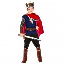 Deluxe Medieval King (Fancy Dress)