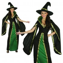 Witch Dress Medieval Style