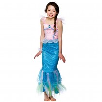 Girls Mystical Mermaid (Fancy Dress)