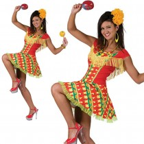 Mexican Lady Dress