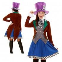 Miss Hatter Costume