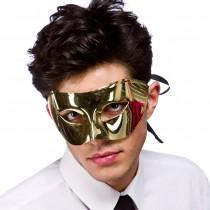 Rimini Eyemask - Gold (Min 12pcs)