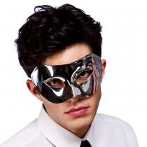 Rimini Eyemask - Silver (Min 12pcs)