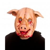 Latex Mask - Horror Pig