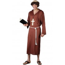Monk Of The Abbey (Fancy Dress)