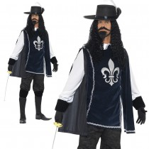 Musketeer Male Costume