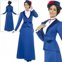 Adult Victorian Nanny Costume