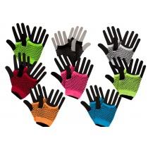 Short 80's Net Gloves