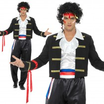 80s New Romatic Adults Costume