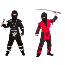 Ninja Assassin New (Fancy Dress)