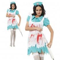Blood Splattered Nurse