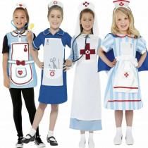 Girls Nurse Costumes