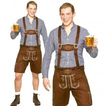 Authentic Suede Lederhosen (One Size) **NEW**
