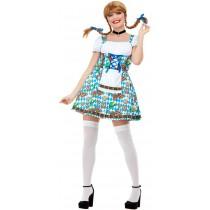 Oktoberfest Beer Maiden Costume