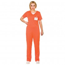 Orange Convict (Fancy Dress)