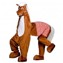 2 Man Pantomime Horse (Fancy Dress)