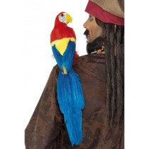 50CM Stuffed Parrot (Fancy Dress)