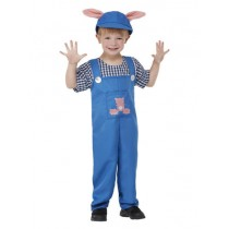 Toddler Country Piggy Costume