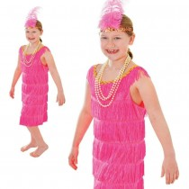 Pink Flapper Costume