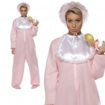 Baby Romper Suit Pink