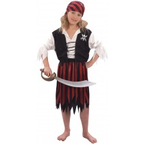 Pirate Girl - Large