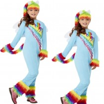 Girls Pony Costume