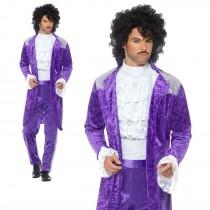 Purple Musician Costume