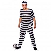Prison Break Convict (Fancy Dress)