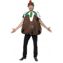 CHRISTMAS PUDDING NOVELTY COSTUME