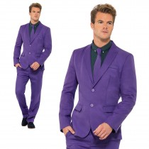 Purple Stand Out Suit