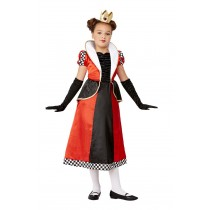 Queen of Hearts Costume, Red