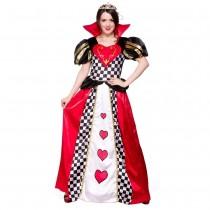Fairytale Queen of Hearts (Fancy Dress)
