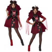 Queen Of Broken Hearts Costume