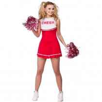 High School Cheerleader (Fancy Dress)