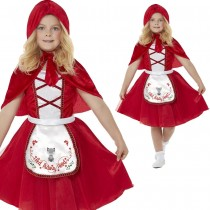 Red Riding Hood Girls Costume
