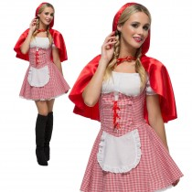 Fever Riding Hood Costume