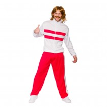 Funny Athlete Trackie (Fancy Dress)