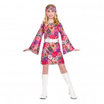 Retro Gogo Girl (Fancy Dress)